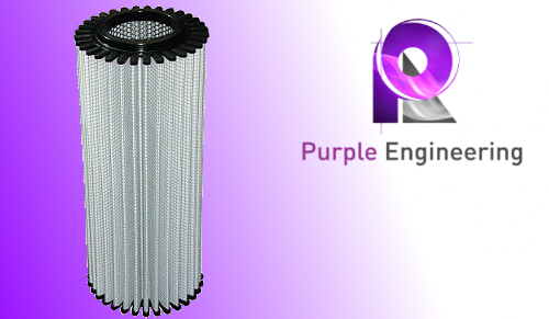 natural gas filter element, gas filter element